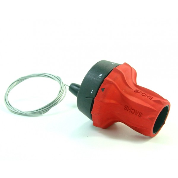 SACHS POWER GRIP WAVEY Red Shifter 3 speed New Old Stock