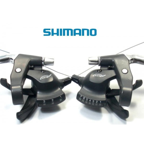 Shimano St Mc12 3 X 7 Speed Vintage Shifter 1995